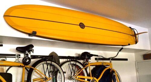 Naked SurfboardMinimalist Surfboard Wall Display RackStoreYourBoardNEW