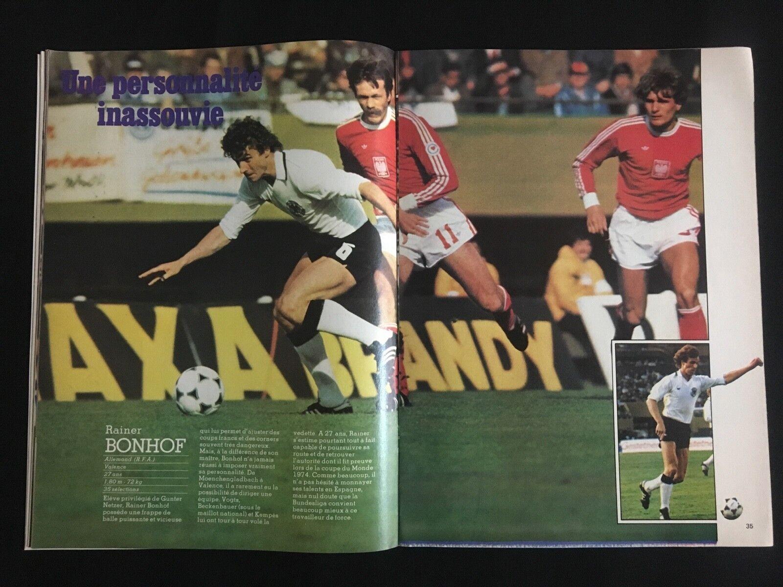 Magazine Futbol Mondial Nº5 Les 50 Meilleurs Joueurs Mundial Futbol