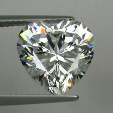1.40ct Heart-Cut Swarovski Loose Diamond VVS1 6.00mm Single Loose Diamond