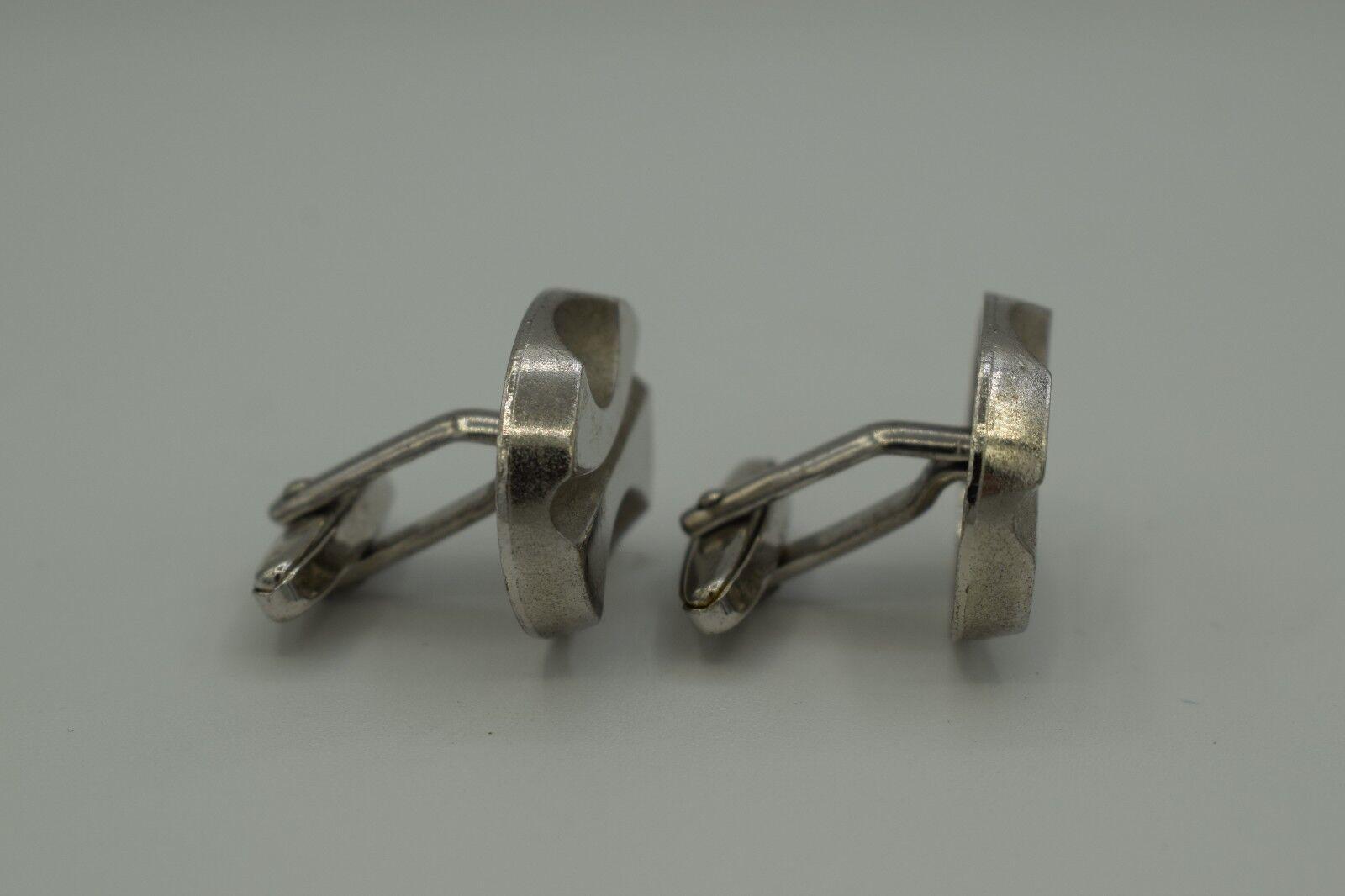 Gemelli-misura da tavola 2.25 x 1.75 cm - - - 800er argentoO-bene - 289bd9