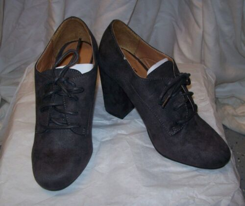 PRESTO LACE-UP WOMAN/'S BOOTIES MULTIPLE COLORS /& SIZES NEW IN BOX WOMAN/'S A.N.A