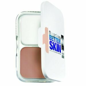 3 x Maybelline Superstay Better Skin Powder Compact Foundation 9g - 040 Fawn