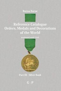 order medal decoration catalogue borna barac reference