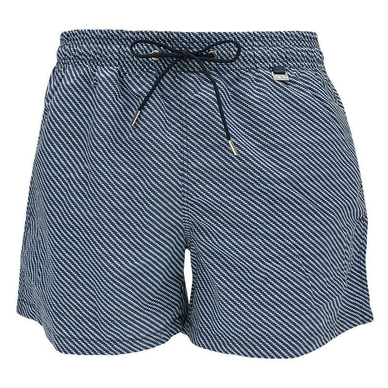 HOM swimming shorts Prince beach pool sexy board patterned lined trunk summer