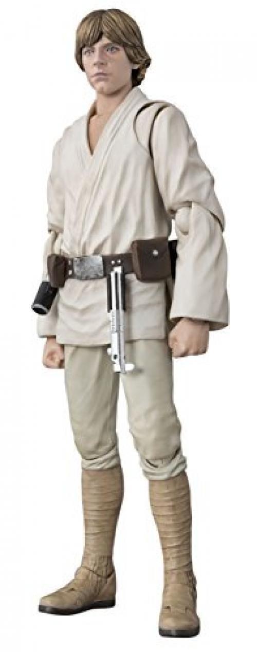 SH Figuarts Star Wars Luke Skywalker 150mm ABS & PVC painted action figure japan