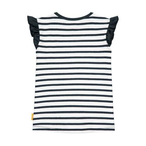 STEIFF® Mädchen Top T-Shirt Maritim Bär 80-122 F//S 2021 NEU!