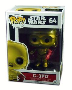 Funko-POP-64-Star-Wars-episode-VII-C-3PO-Figure-Bobble-Head