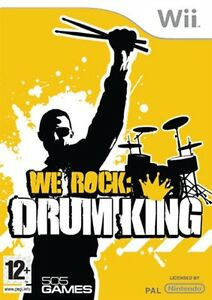 WE-ROCK-DRUM-KING-nintendo-Wii