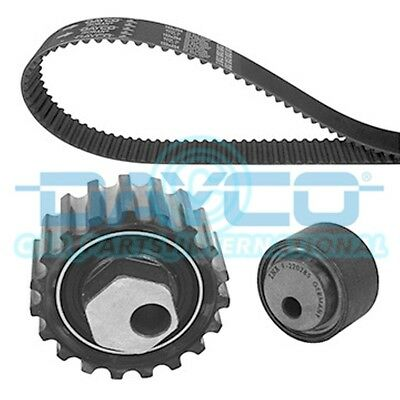 Brand New Dayco Timing Belt Kit Set Part No KTB631