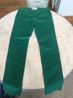 Pantaloni Verde Da Uomo 30/32-mostra Il Titolo Originale Un Rimedio Sovranazionale Indispensabile Per La Casa