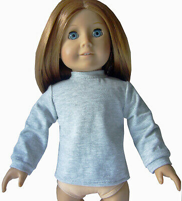 American Girl Doll Jeans And Turtleneck Shirt New