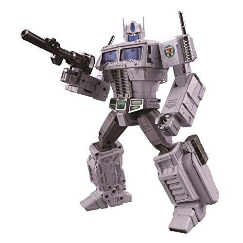 Transformers Masterpiece MP-711 Cybertron Convoy Seven Eleven Limited Ver Figure