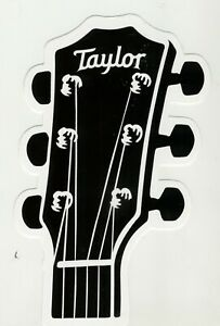 image is loading taylor-guitar-034-headstock-034-sticker-decal