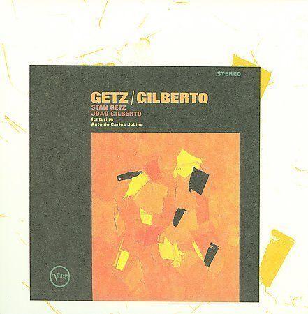1 of 1 - Stan Getz/Joao Gilberto - featuring Antonio Carlos Jobim