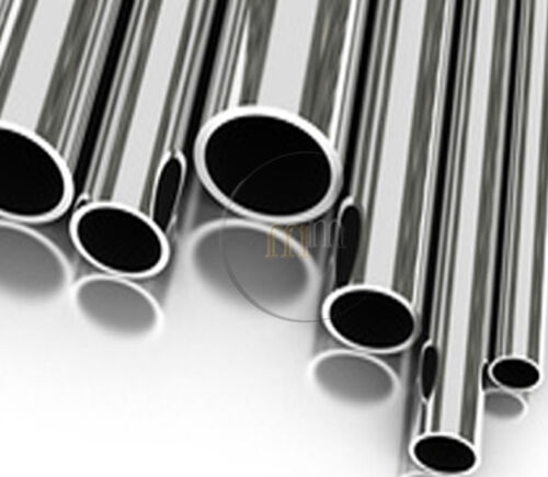 12.7mm OD 316 Marine Grade Stainless Steel Tube Length Choices A4 Tube