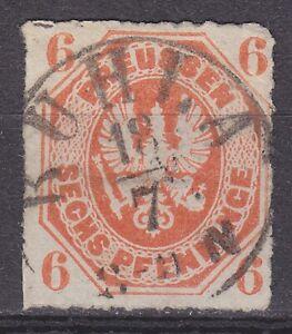 Preussen-1861-MiNr-15-6-Pf-mit-einem-K1-034-RUHLA-18-7-034-bitte-ansehen