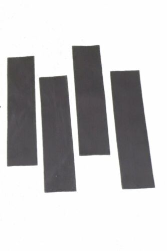 10 PCS Cat Whisker BLACK Rubber Bow String Silencers COMPOUND RECURVE FREE SHIP