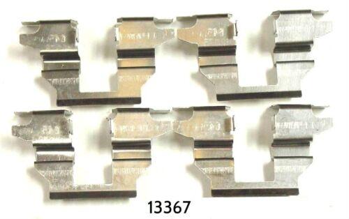 Better Brake Parts 13367 Rear Disc Brake Hardware Kit