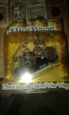 Focoso Wizkids Mage Knight Black Powder Rebel War Wagon Forma Elegante