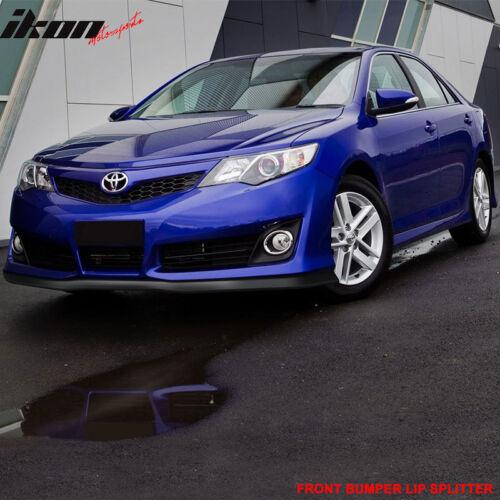 Fits 100 Inch Foam Front Bumper Lip Splitter Spoiler Valance Chin Fit Toyota EZ