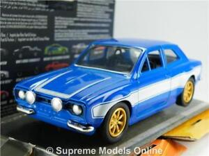 Fast-amp-Furious-Brian-039-s-Ford-Escort-MK1-Modele-Voiture-RS2000-echelle-1-32-Jada-97188-K8
