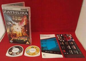 Zathura-Jumanji-Sony-PSP-UMD-RARE