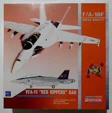Dragon Wings #50298 1/72 F/A-18F Super Hornet VFA-11 Red Rippers CAG Boars Head