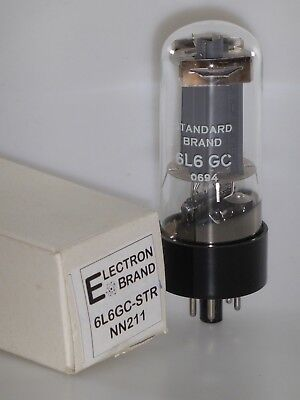 6L6GC Standard Brand NEU / NOS tested