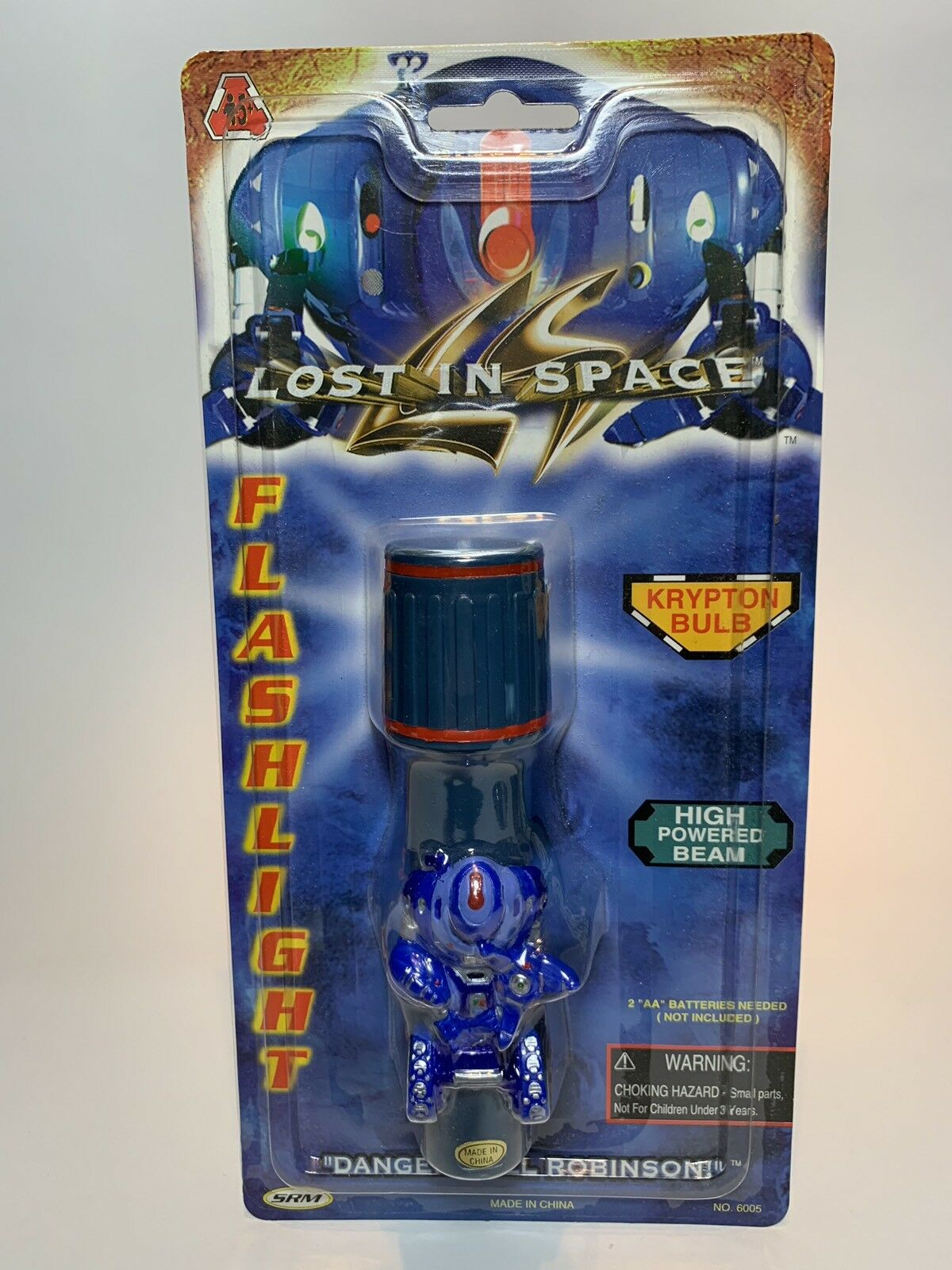 Lost in in in Space Movie Flashlights Robot & Blawp 7fb655