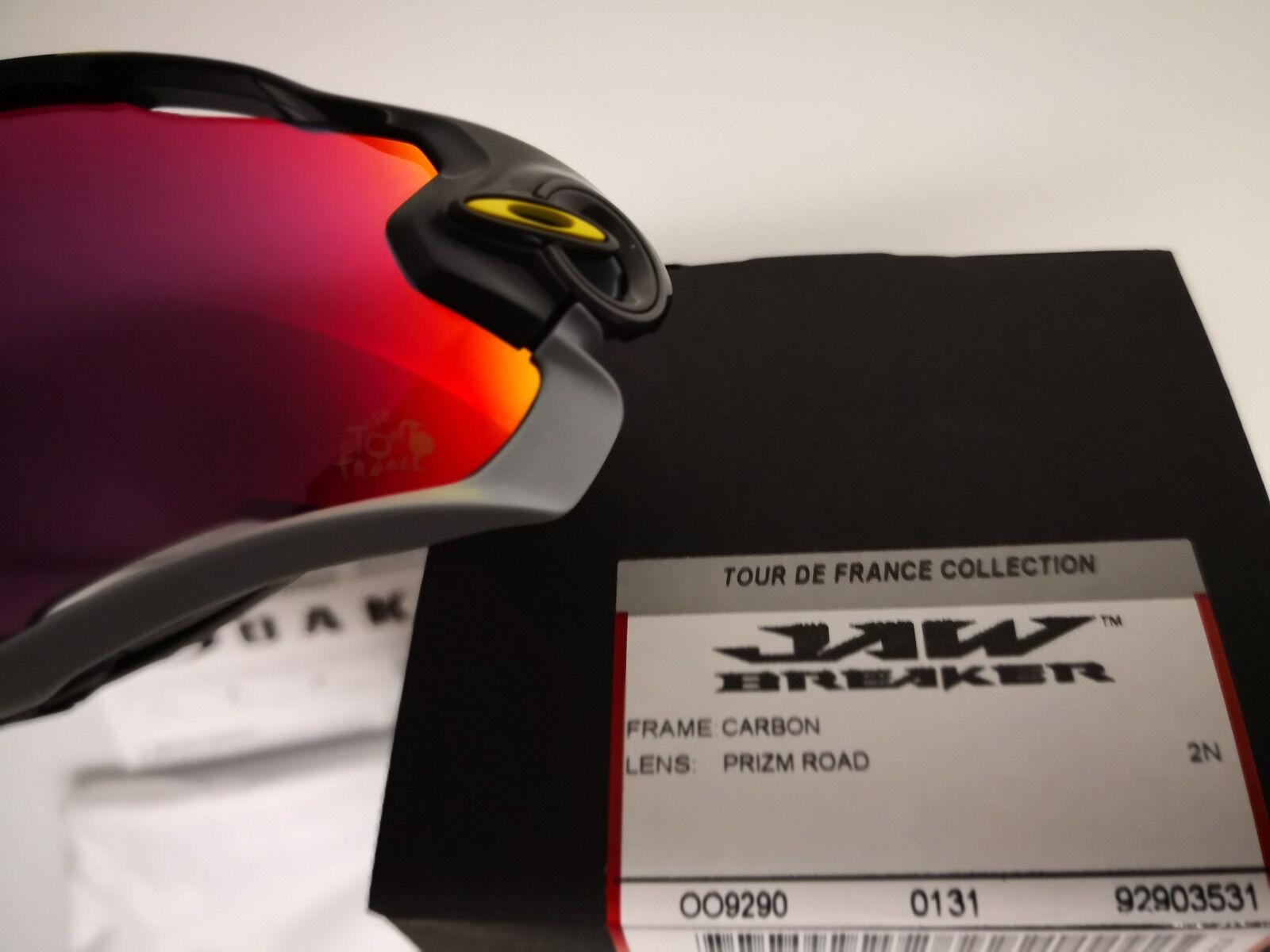93775a468 Oakley OO9290-3531 Jawbreaker Standard Fit Sunglasses - Carbon/Prizm Road  for sale online | eBay