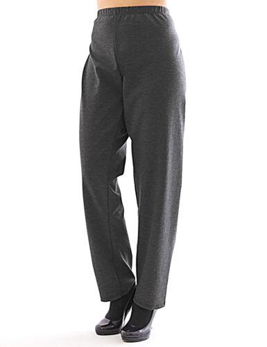 Donna Pantaloni slittamento slittamento forma slittamento Tessuto Pantaloni Lana Inverno Caldo dehnbund