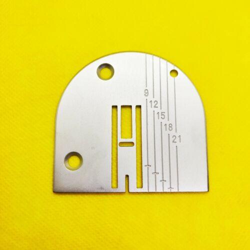 Zick-Zack Stichplatte Nadelplatte für Veritas 8014//29 8014//39 8014//40