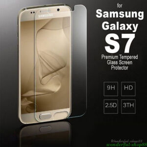 Clear-Screen-Protector-Tempered-Glass-Protective-For-Samsung-Galaxy-S7-S7-DIY