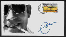 Hunter S Thompson Featured on Ltd Edt. Collector's Envelope Repr Autograph *993