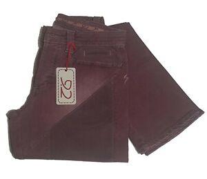 9-2-Carlo-Chionna-P43U1011-Pantalone-Jeans-Uomo-Viola-tg-31-73-OCCASIONE