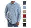 Men-039-s-Wrangler-Long-Sleeve-Stretch-Shirt-Relaxed-Fit-Size-S-3XL thumbnail 1