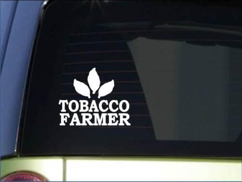 Tobacco Farmer *H898* 8 inch Sticker decal farming tractor crop fertilize barn