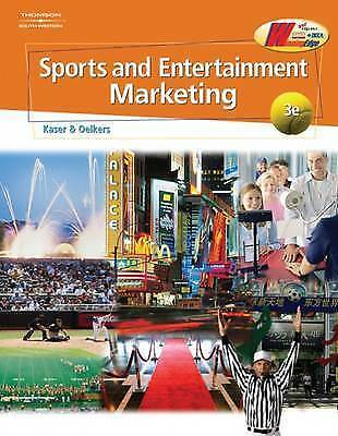Sports and Entertainment Marketing (DECA) by Kaser, Ken, Oelkers, Dotty B.