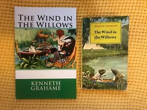 2-Paperbacks-of-The-Wind-In-The-Willows-Kenneth-Grahame