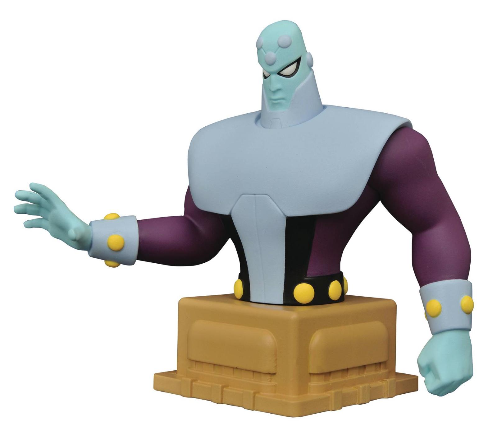 Dc Superman Animated Series Bust Brainiac by Diamond Select