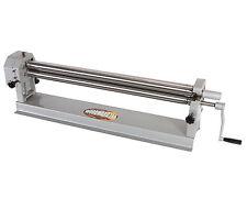 Slip roll bending rolling machine WOODWARD-FAB WFSR40 - VIDEO DEMO