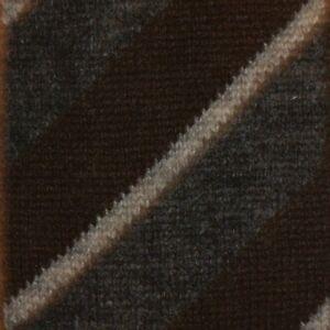 Reversible-Slim-Brown-Gray-Cashmere-Striped-Tie
