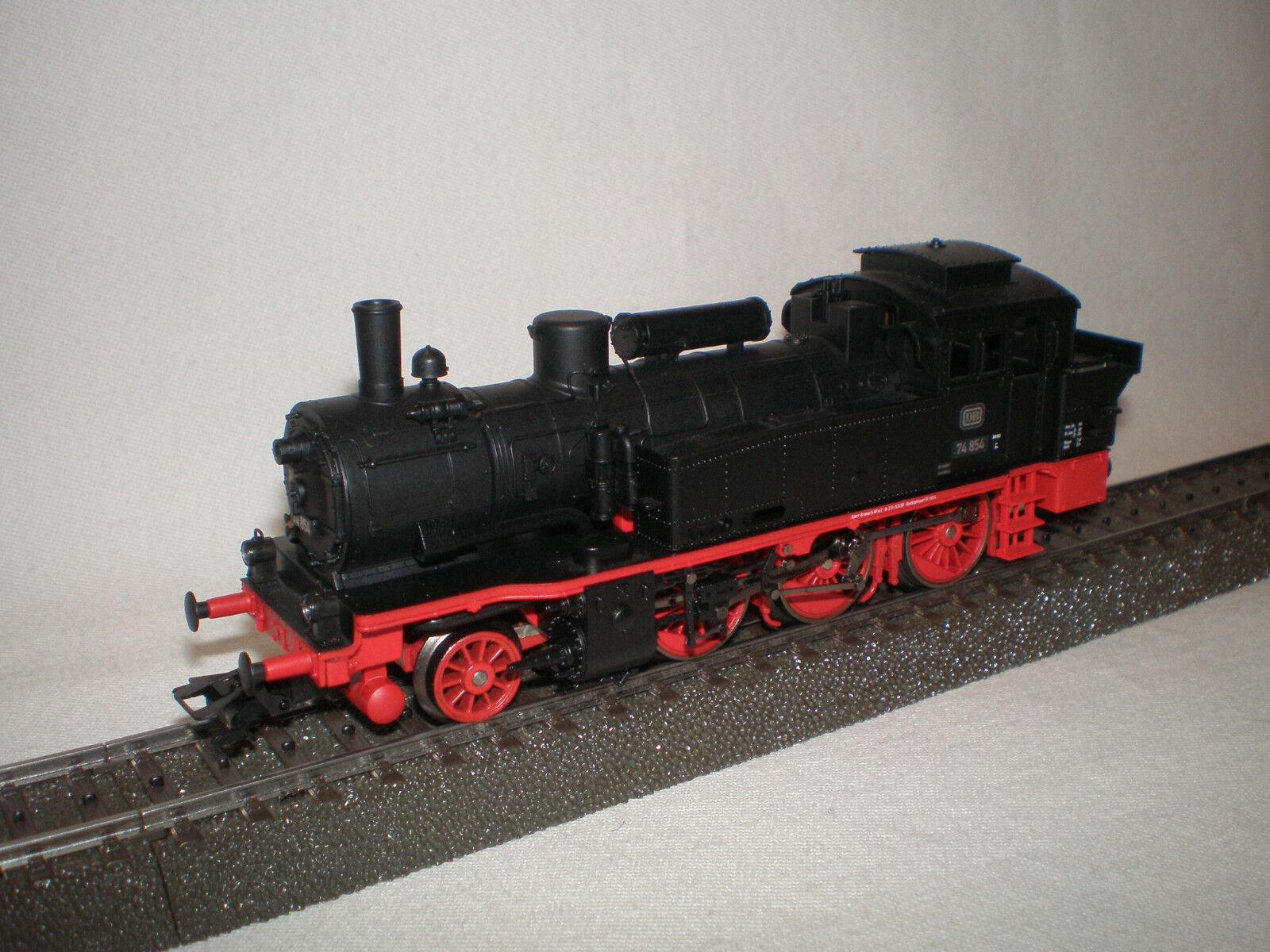Märklin H0 Dampflok Lok BR 74 74 74 DB KK digital mfx aus 29013 ähnl. 36740 Neu  | Einfach zu spielen, freies Leben  00e07f