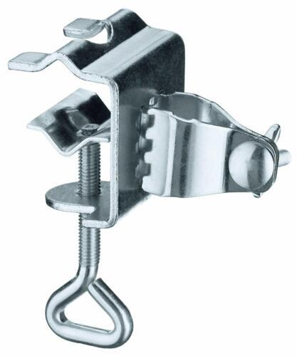 8,5x6x11 cm Schneider Support pour Table Parasol Accessoires Argent