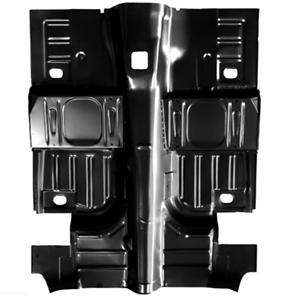 1965 1966 1967 1968 Mustang 1 Piece Floor Pan Complete With Seat Platforms New Ebay