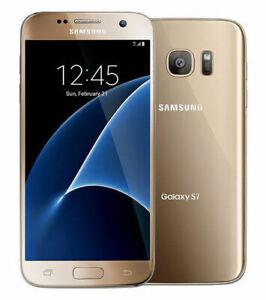Samsung-Galaxy-S7-SM-G930-32GB-Gold-Platinum-Sprint-Smartphone