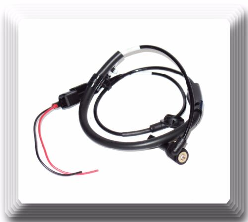 4 ABS Wheel Speed Sensor Front Rear Left Right W//Connector For Lancer Outlander