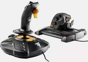 🔥SHIPS NOW NEW Thrustmaster T16000M🔥 FCS Hotas Flight Stick and Throttle  ✈️