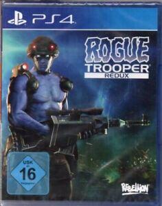Rogue-Trooper-Redux-Playstation-PS4-deutsch-Neu-OVP