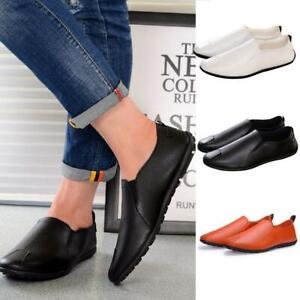 Men-Summer-Breathable-Loafers-Soft-Leather-Driving-Shoes-Casual-Slip-On-Flats